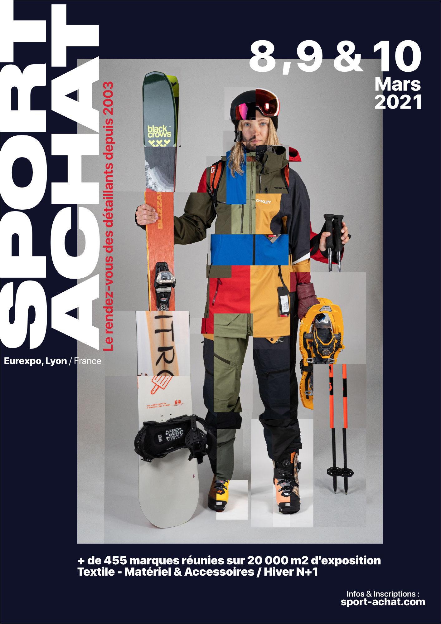 Affiche Sport Achat 21